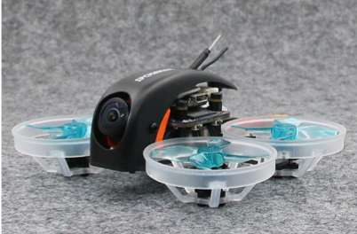 SPC-Mini Whale HD 78mm HD-DVR FPV Racing Drone - S-FHSS受信機付