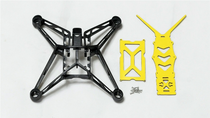 Spider120X Acro Quadcopter Frame Kit