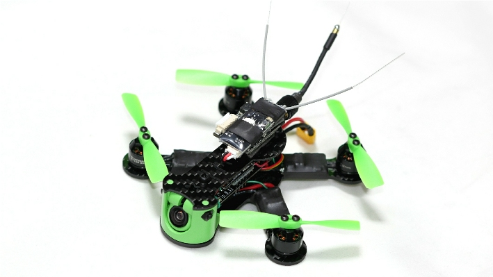 SPUTNIK 99mm Carbon Fiber Quadcopter 完成機 ※受注生産