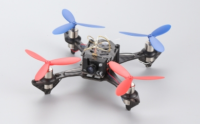 Tiny 115 FPV Hyper Micro Quadcopter 2S ARF Kit
