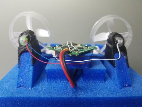 Tiny Whoover Micro Drifter Hovercraft Kit V2