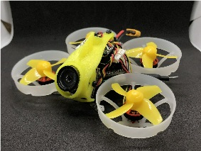 FullSpeed TinyLeader HD-DVR Brushless Whoop (SFHSS受信機付) 完成機