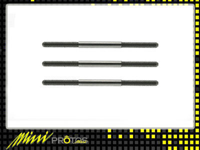 MSH41023 Servo rods set