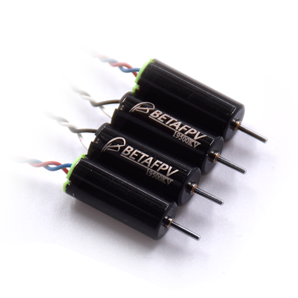 Beta FPV 6x15mm 19500KV Brushed Motors (2CW+2CCW)