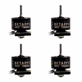 Beta FPV 0603 19000KV Brushless Motors 4set