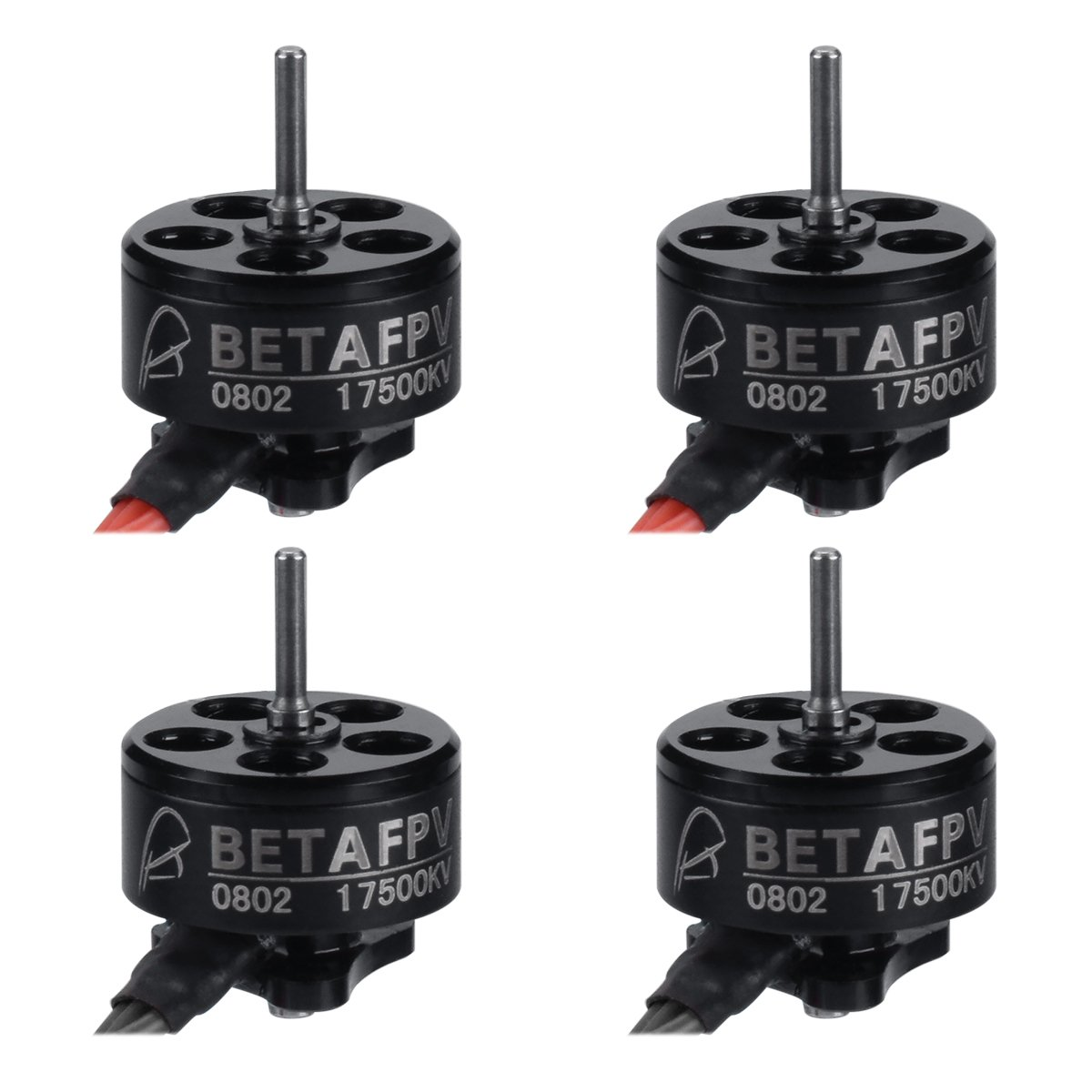 Beta FPV 0802 17500KV Brushless Motors 4set