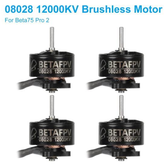 Beta FPV 08028 12000KV Brushless Motors 4set