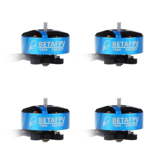 Beta FPV 1404 3800KV Brushless Motors 4set