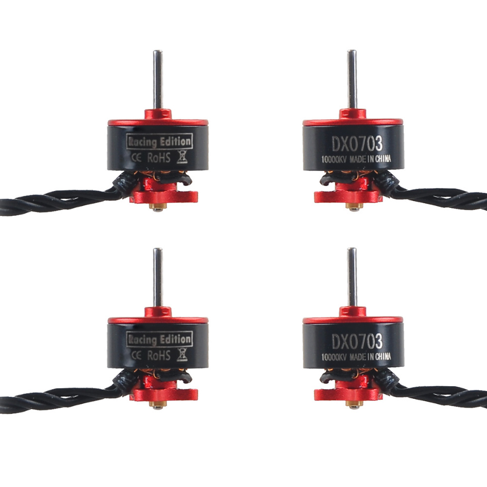 Crazepony DX0703-20000KV 4set(Red)