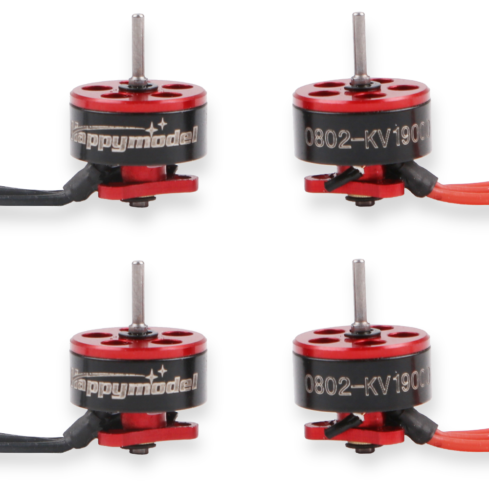 Happymodel SE0802 16000KV Brushless Motor 4set