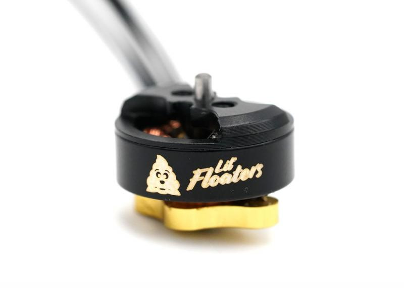 LIL-FLOATERS 1103 8000kv Ultra Light Brushress Motor