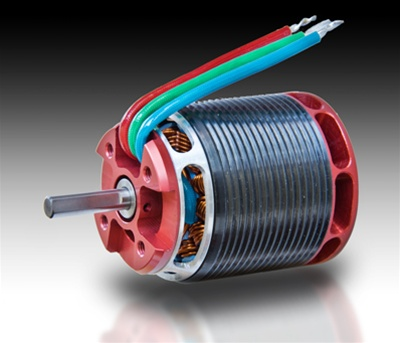 Kontronik Pyro700-52 Long Shaft Brushless Motor
