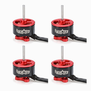 Racerstar Racing Edition BR0703 20000KV 4set(Red)