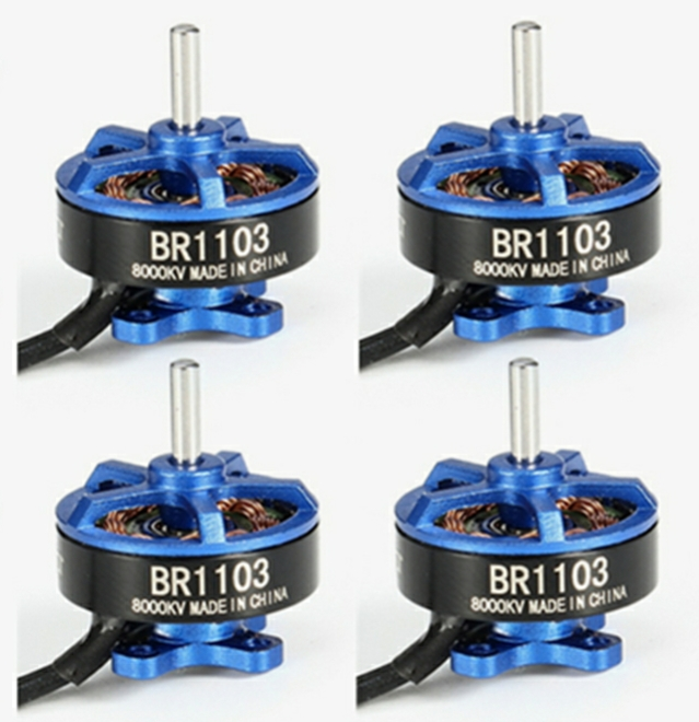 Racerstar Racing Edition BR1103 8000KV 4set (Blue)