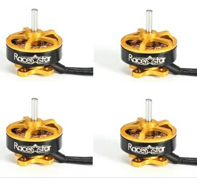 Racerstar Racing Edition BR1103 8000KV 4set (Yellow)