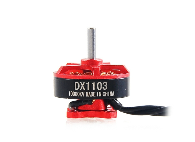 Crozepony D1103 10000KV 4set(Red)