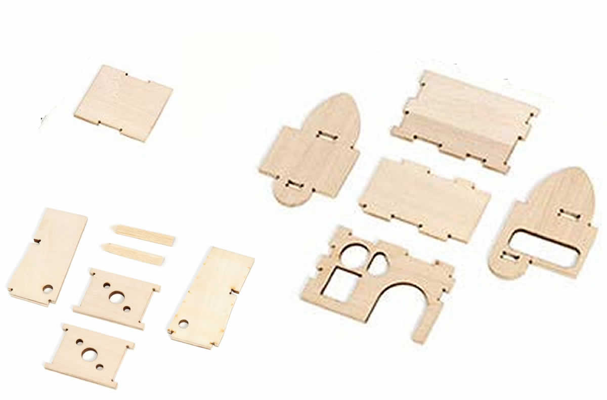 TBS Caipirinha Wooden Parts