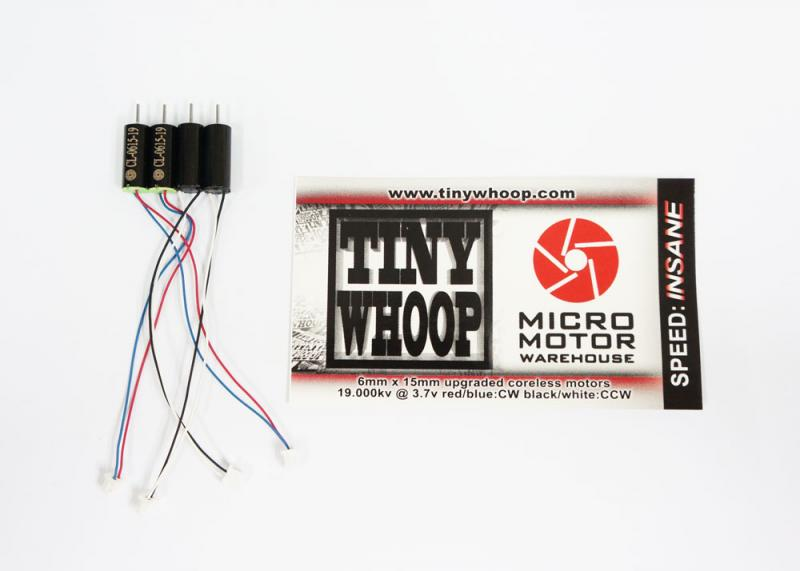 Tiny Whoop 19000kv Insane Motors (4pcs)