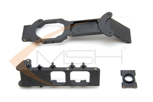 MSH51091Carbon frame - Plastic parts