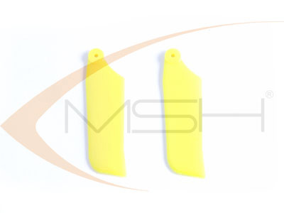 MSH51111 Tail Blades Yellow