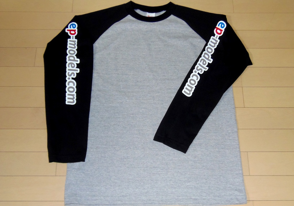 ep-models Long T-Shirt Gray/Black size L