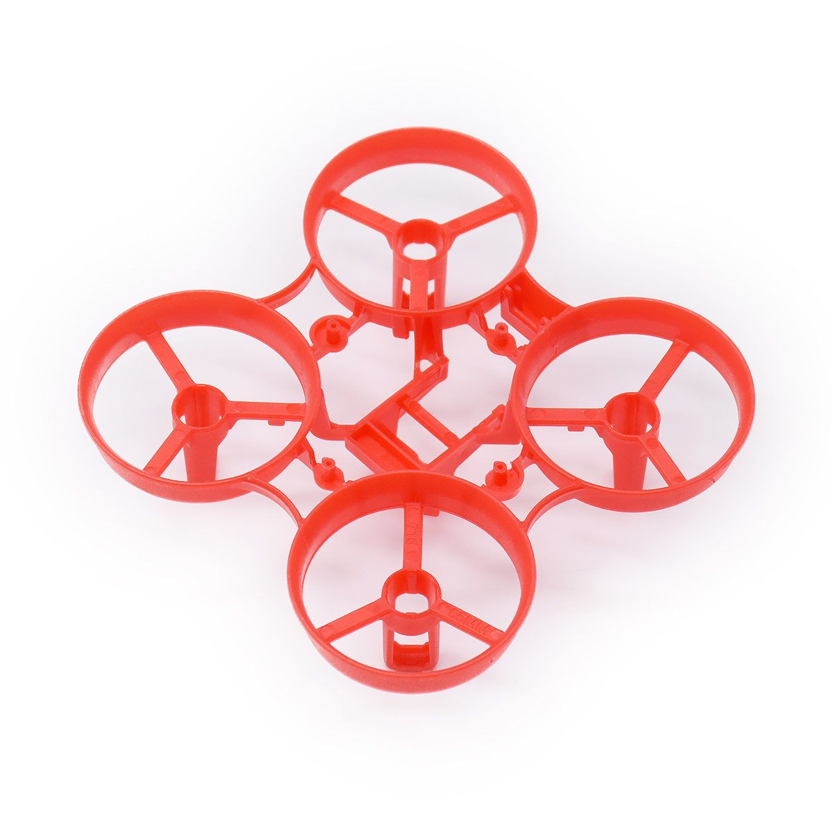 Beta FPV 7x16mm Motor用65mm Tiny Whoop V3 Frame(Red)