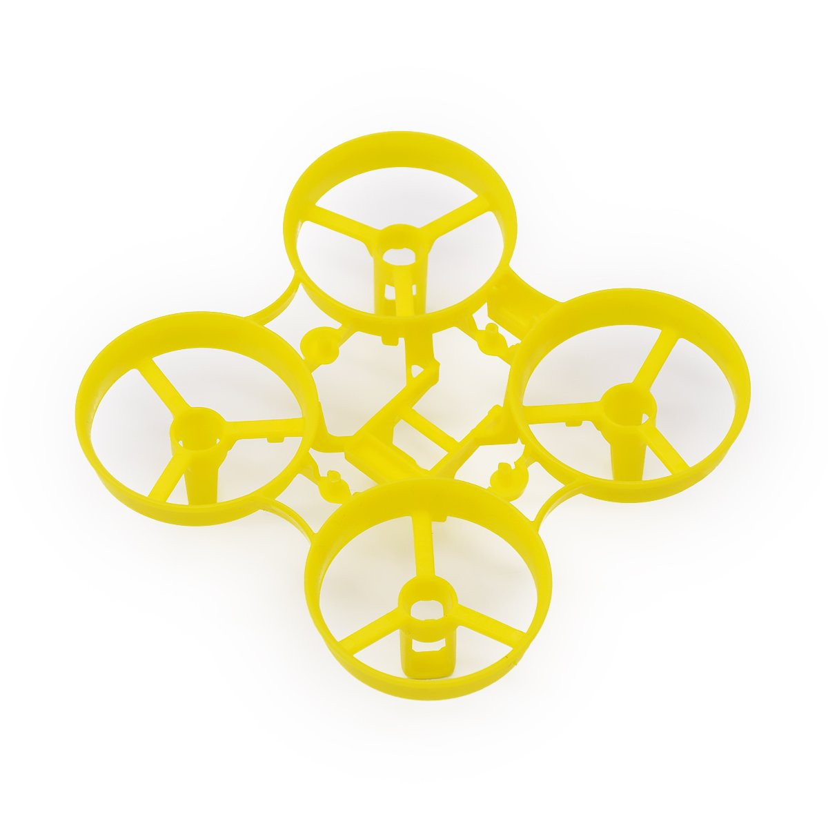 Beta FPV 7x16mm Motor用65mm Tiny Whoop V3 Frame(Yellow)