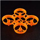 Beta FPV 7x16mm Motor用65mm Tiny Whoop V4 Frame(Orange)