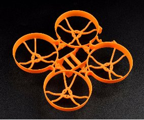 BETA FPV 75PRO2 2S Micro Brushless Whoop Frame (Orange)