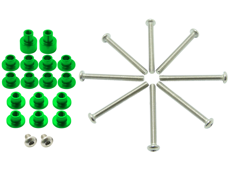 RKH Hardware Set 01 (Green) - Sky-Hero Anakin