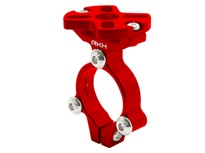 RKH CNC AL Motor Mount (Red) - Sky-Hero Anakin