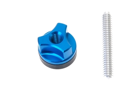 SECRAFT Camera fixing bolt(Al screw)-Blue
