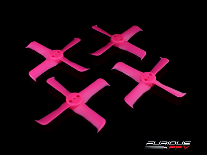 FURIOUS FPV 2036-4 Propellers (2CW - 2CCW) - Pink