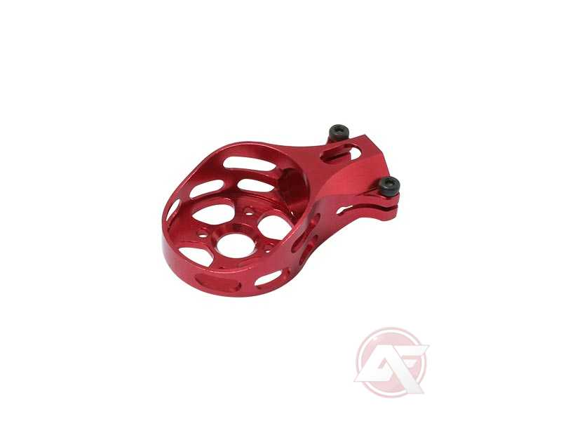 RED MOTOR MOUNT ALUMINUM - HYPER 280