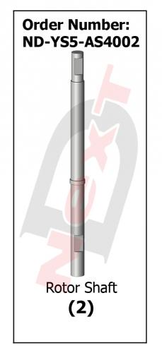 ND-YS5-AS4002 Rotor Shaft (2)