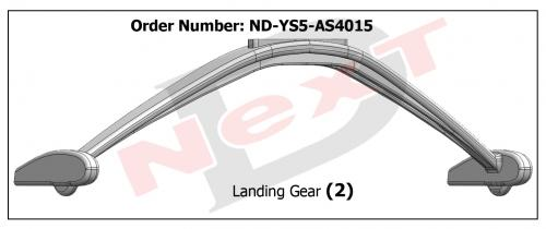 ND-YS5-AS4015 Landing Gear Set