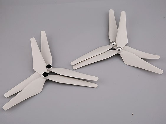 "DJI PHANTOM3用Rctimer 9.4x5"" 3-Blade Self-locking Propeller"