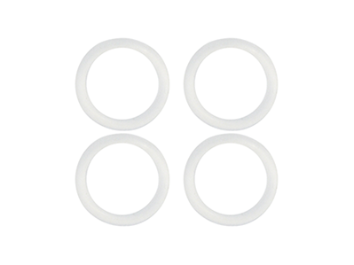 RKH Rubber O-Ring 6x1mm (White)