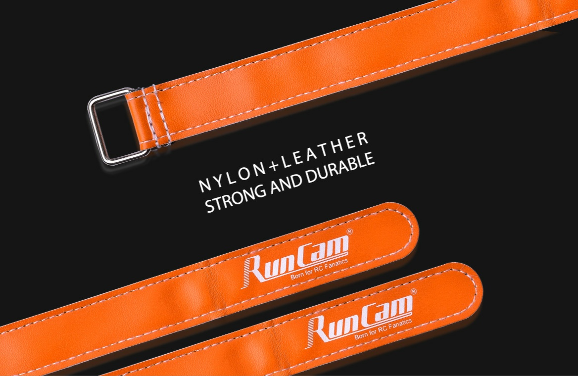 RunCam Lipo Strap 220*20mm for RC Multirotor