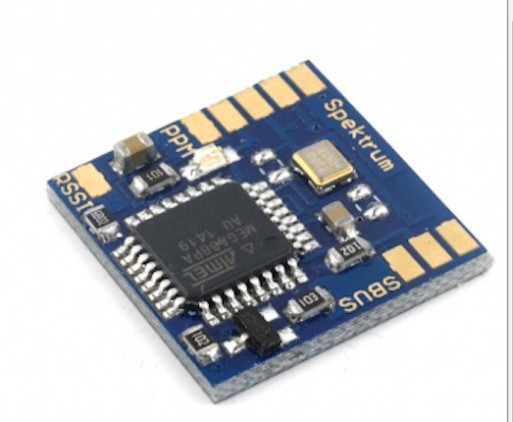 Tiny Converter SBUS to PPM or Spektrum Serial Receiver
