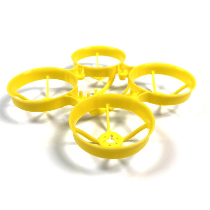 Cockroach Brushless Whoop Frame-Yellow