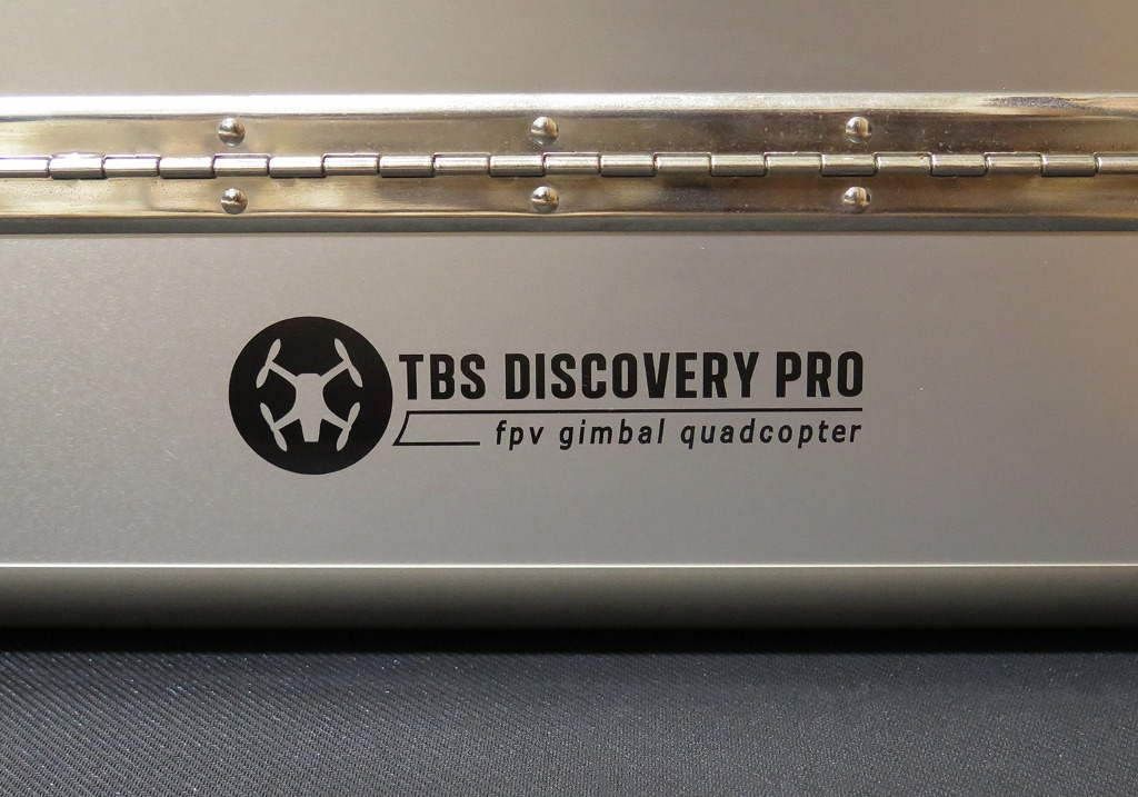 TBS DISCOVERY PRO ステッカー黒