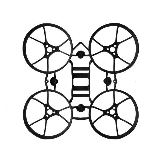 BETA FPV Meteor65 Micro Brushless Whoop Frame-Black