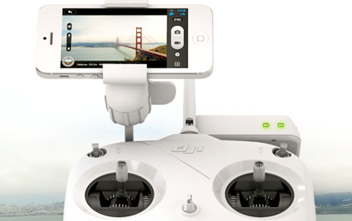 DJI Phantom Vision FPV Phone Holder