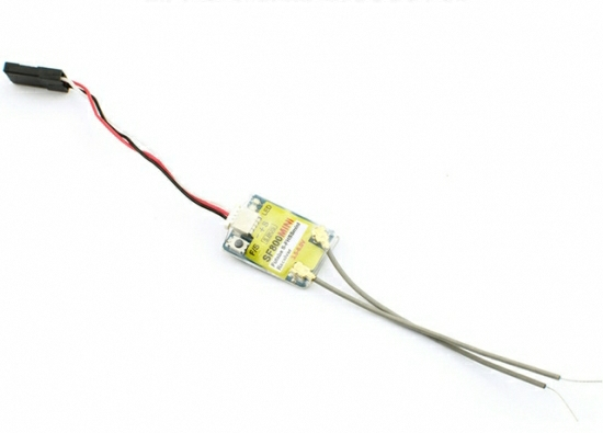 Futaba Compatible S-FHSS Receiver SF800 Mini SB (SBUS, PPM対応)