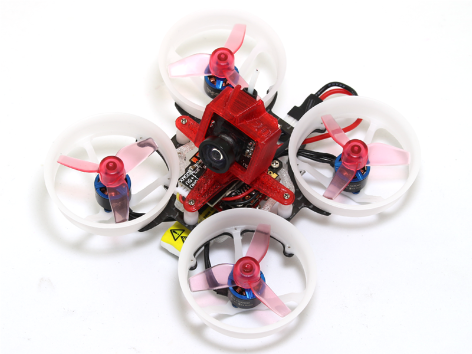 RKH CNC Delrin and Carbon 66mm Brushless Whoop Kit(for SunnySky