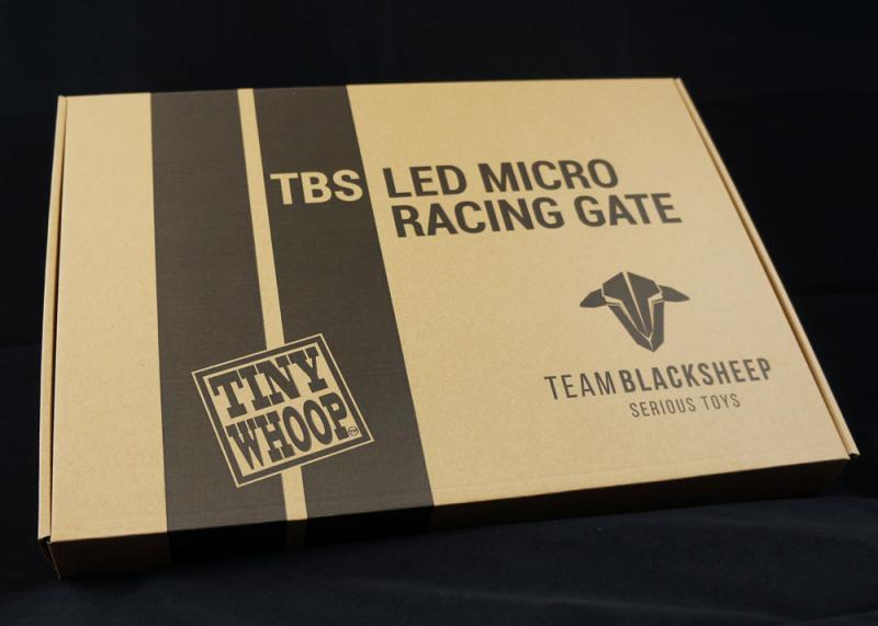 TBS LED Micro Racing Gates (Set of 4)