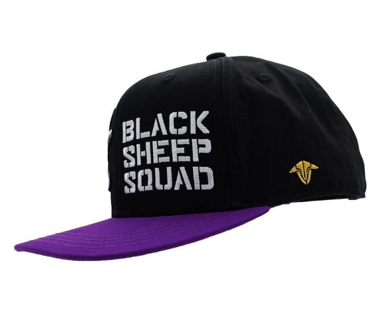 Black Sheep Squad Cap(PURPLE)