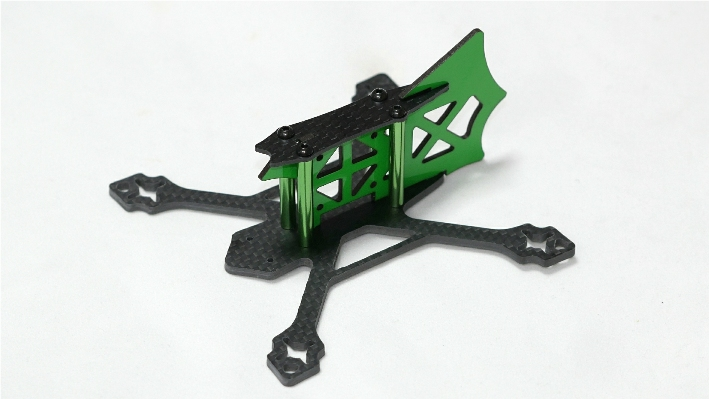 Vespa125V Racing Quad 3.0mm CF Frame Kit