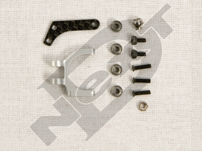ND-YR-AS007 Tail control arm assembly with bearings - Rave 450